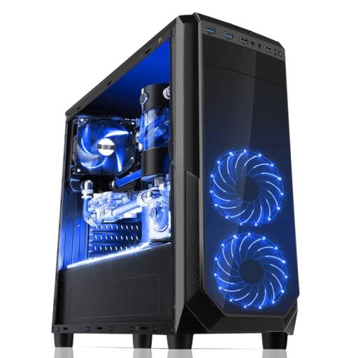 GAMER GT2 i5-8400 SSD120 1TB 16GB GTX1060 WIN10