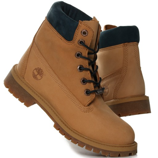 18c2ac8d Buty zimowe trapery Timberland 6 In Premium A1PLO 7633851066 ...