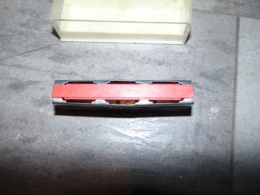 Organki Delicia Rallye w pudełku