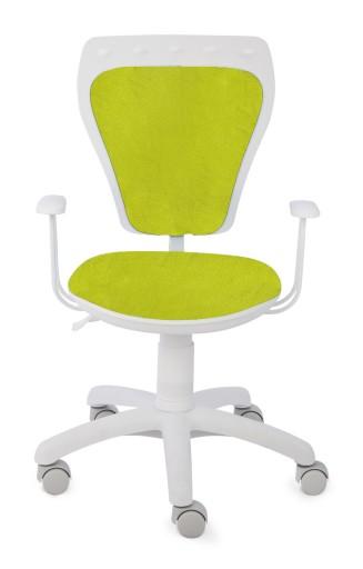 Krzesło Fotel dla dziecka dzieci Ministyle WHITE