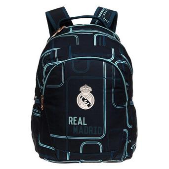 Real Madryt plecak trzykomorowy oryginalny