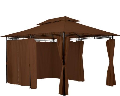 PAWILON Altana namiot OGRODOWY 3x4 model 2018 LED