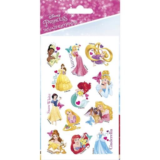 Tatuaże Tatuaż Dla Dzieci Disney Księżniczki