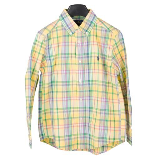 24776e8eb RALPH LAUREN POLO koszula kratka 124-131 PROMOCJA (7053523551 ...