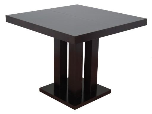 Praktyczny Rozkładany Stół Kwadrat 90x90 Do 225 Cm