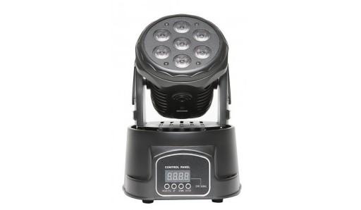 FRACTAL MINI LED MOVING HEAD 7 x 10 W