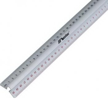 Linijka Aluminiowa dwustronna LENIAR 30164 100cm