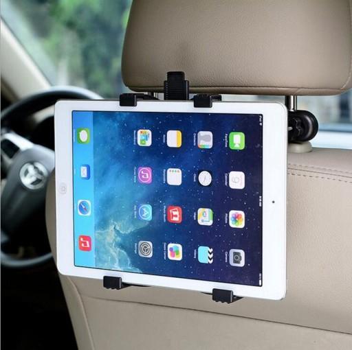 Uchwyt samochodowy na tablet do zagłówka  max 10''