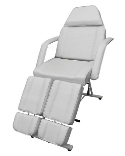 Fotel Kosmetyczny Do Pedicure Suzi Biały