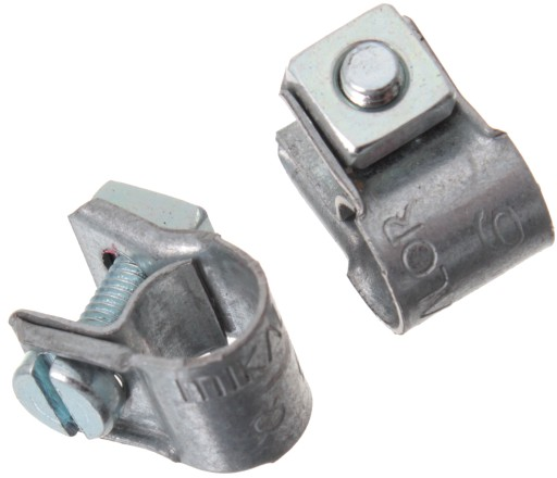 TAPE CLAMP TERMINALS CABLE FUEL W1 INTESTINE 6mm
