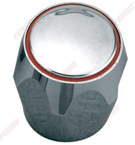 Pokrętło baterii P07 chrom Ferro
