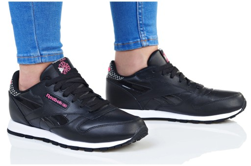 BUTY REEBOK CL LEATHER GIRL SQUAD CM9136 R. 37