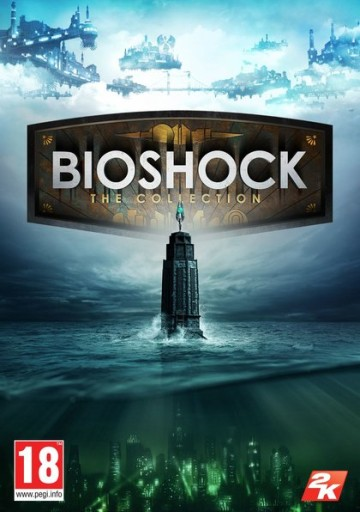 BioShock: The Collection klucz Steam