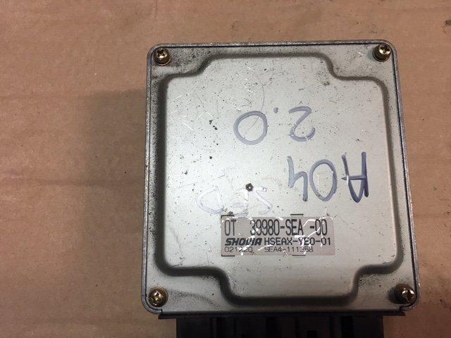 honda accord vii 03-06 модуль контроллер гидроусилителя