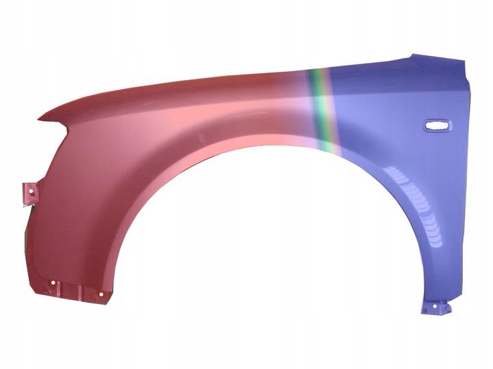 крыло audi a4 b6 цинк любой цвет новый левый1 - фото