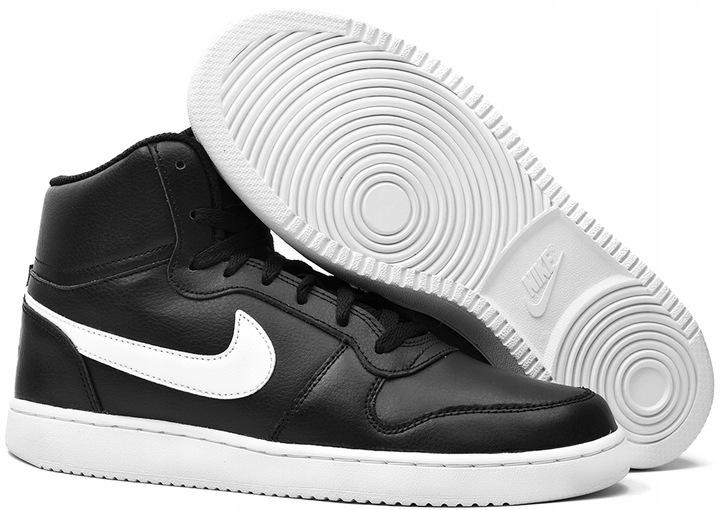 Buty Męskie Nike Ebernon Czarne 002 RÓżne rozmiary 8605239533 Buty Męskie Sportowe YM PPWFYM-7