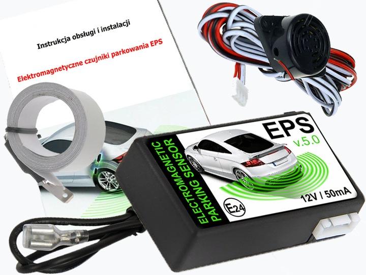 электромагнитный датчик заднего вида парковки eps